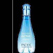 Davidoff Cool Water Woman Pacific Summer Edition Eau de Toilette Natural Spray