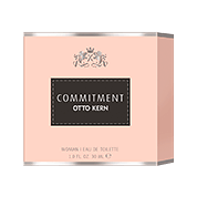 Otto Kern Commitment Woman Eau de Toilette Natural Spray