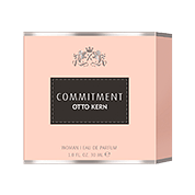 Otto Kern Commitment Woman Eau de Parfum Natural Spray