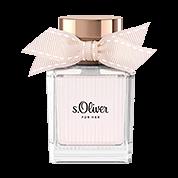s.Oliver For Her Eau de Parfum Natural Spray