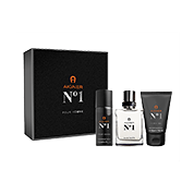 Aigner No. 1 Set EdT + Shower Gel + Deo Spray