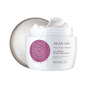 ARTDECO Senses Asian Spa Calming Body Mousse