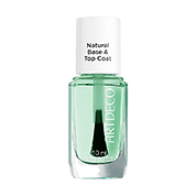 ARTDECO Natural Base & Top Coat