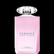 Versace Bright Crystal Bath + Shower Gel