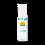 Declare Sun Sensitive after sun soothing shower foam
