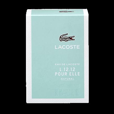 Lacoste Eau de Lacoste L.12.12 Pour Elle Elegant Natural Eau de Toilette Natural Spray