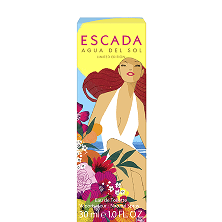 Escada Agua del Sol Eau de Toilette Natural Spray