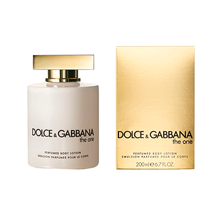 Dolce & Gabbana The One Perfumed Body Lotion