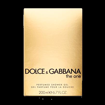Dolce & Gabbana The One Perfumed Shower Gel