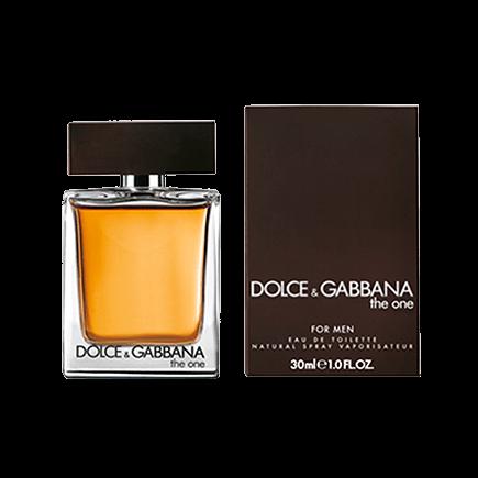 Dolce & Gabbana The One For Men Eau de Toilette Natural Spray
