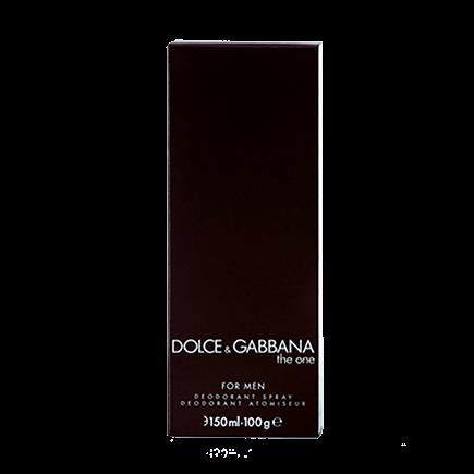 Dolce & Gabbana The One For Men Deodorant Spray