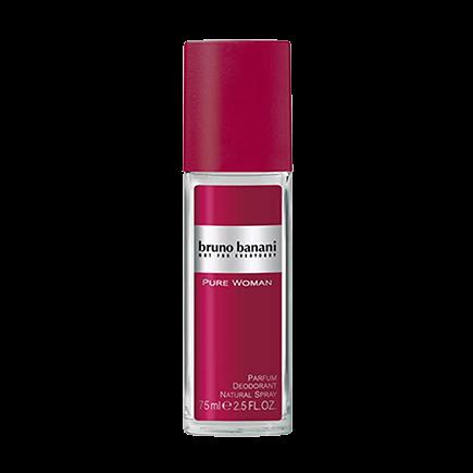 Bruno Banani Pure Woman Parfum Deodorant Natural Spray