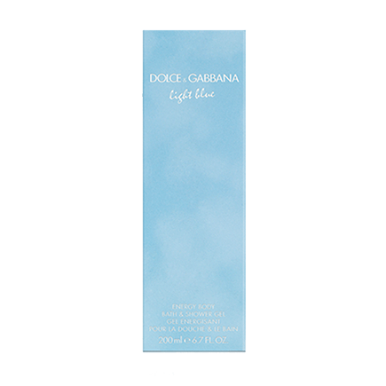 Dolce & Gabbana Light Blue Energy Body Bath And Shower Gel