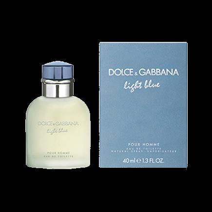 Dolce & Gabbana Light Blue Pour Homme Eau de Toilette Natural Spray