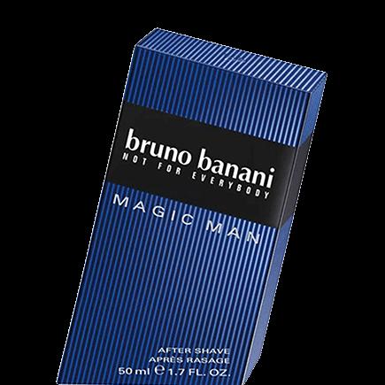 Bruno Banani Magic Man After Shave