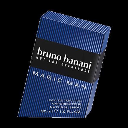 Bruno Banani Magic Man Eau de Toilette Natural Spray