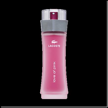 Lacoste love of pink Eau de Toilette Natural Spray