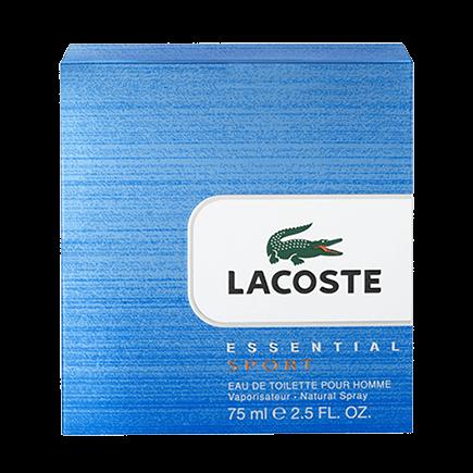 Lacoste Essential Sport Eau de Toilette Natural Spray