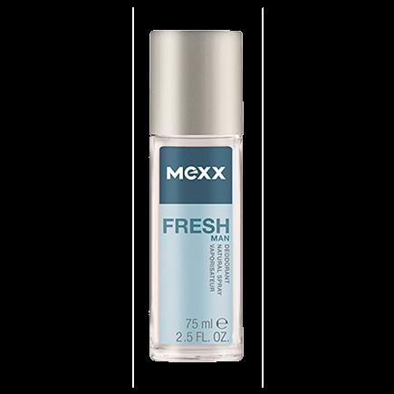 MEXX Fresh Man Deodorant Natural Spray