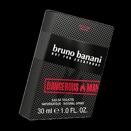 Bruno Banani Dangerous Man Eau de Toilette Natural Spray
