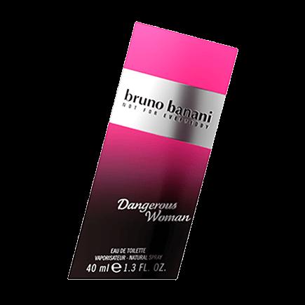 Bruno Banani Dangerous Woman Eau de Toilette Natural Spray