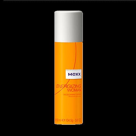 MEXX Energizing Woman Deodorant Spray