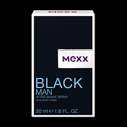 MEXX Black Man After Shave Spray