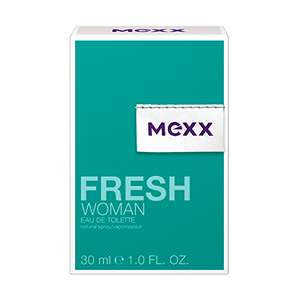 MEXX Fresh Woman Eau de Toilette Natural Spray