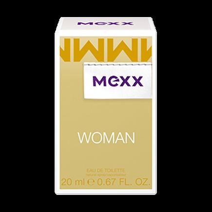 MEXX Woman Eau de Toilette Natural Spray