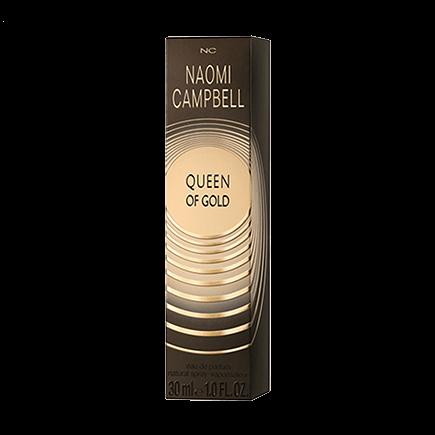 Naomi Campbell Queen of Gold Eau de Parfum Spray
