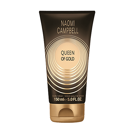 Naomi Campbell Queen of Gold Body Lotion