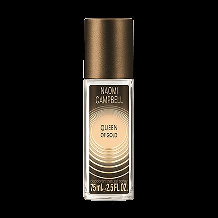 Naomi Campbell Queen of Gold Deodorant Spray