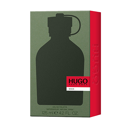 Hugo Boss Hugo Man Eau de Toilette Natural Spray