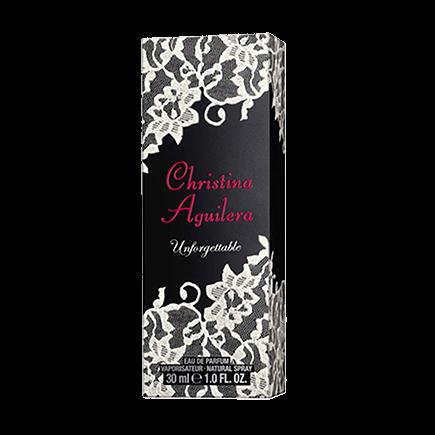 Christina Aguilera Unforgettable Eau de Parfum Natural Spray