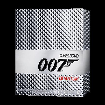 James Bond 7 Quantum Eau de Toilette Natural Spray