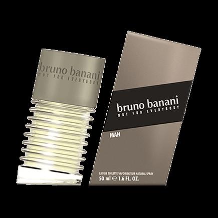Bruno Banani Man Eau de Toilette Natural Spray