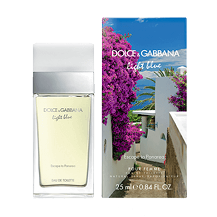 Dolce & Gabbana Light Blue Escape to Panarea Eau de Toilette Natural Spray