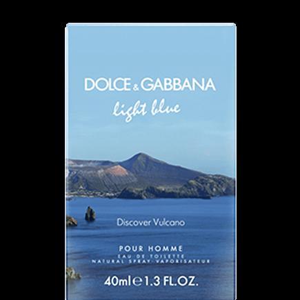 Dolce & Gabbana Light Blue Discover Vulcano Eau de Toilette Natural Spray
