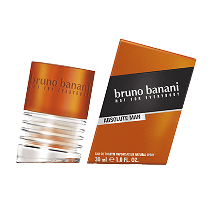 Bruno Banani Absolute Man Eau de Toilette Natural Spray