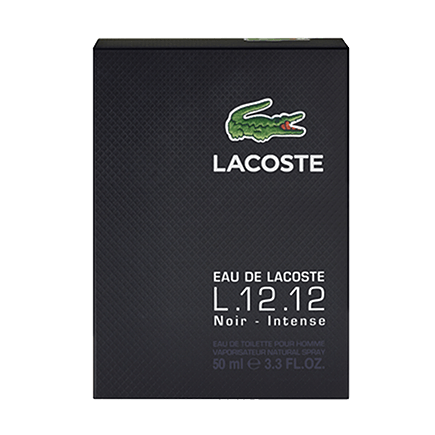 Lacoste Eau de Lacoste L.12.12 Noir Eau de Toilette Natural Spray