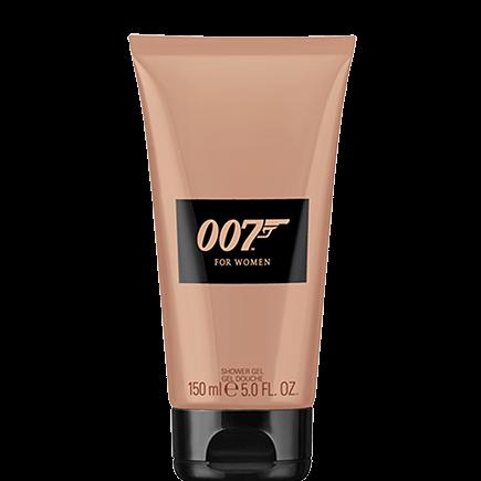James Bond 7 For Women Shower Gel
