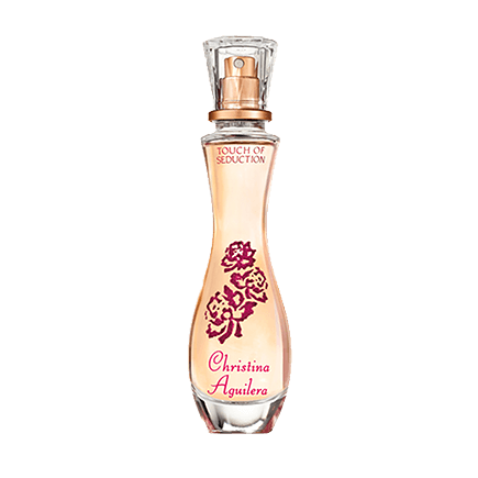 Christina Aguilera Touch of Seduction Eau de Parfum Natural Spray