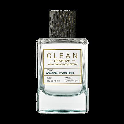 CLEAN Reserve Avant Garden White Amber & Warm Cotton Eau de Parfum Spray
