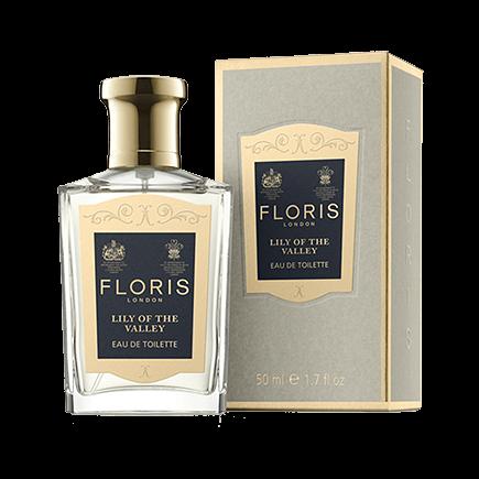 Floris Lily of the Valley Eau de Toilette Spray