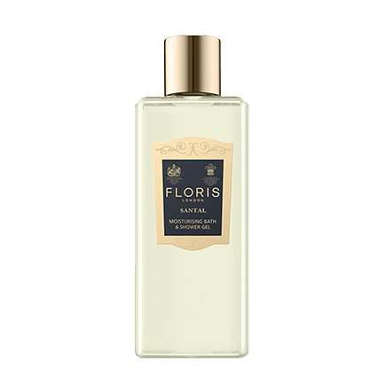 Floris Santal Moisturising Bath & Shower Gel