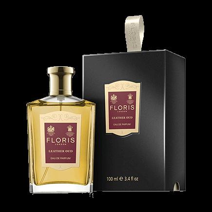 Floris Leather Oud Eau de Parfum