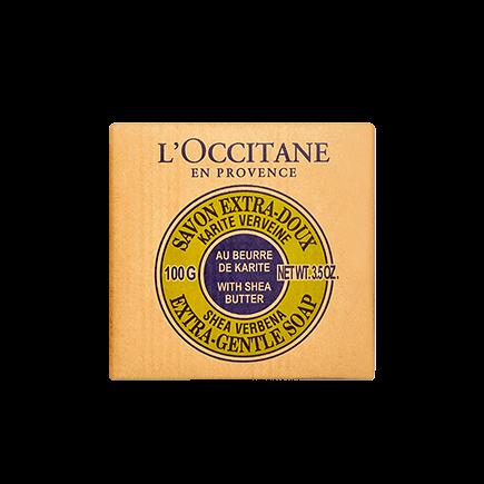 L'Occitane SHEA ZITRONEN-VERBENE SEIFE