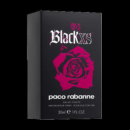 Paco Rabanne Black XS for her Eau de Toilette Spray