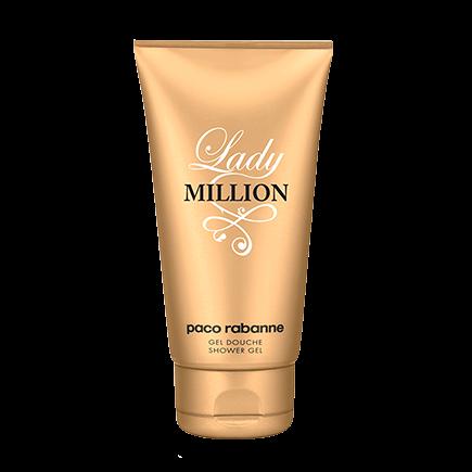 Paco Rabanne Lady Million Shower Gel