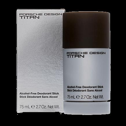 Porsche Design Titan Alcohol-Free Dedorant Stick